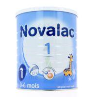 Novalac 1 Lait En Poudre 1er âge B/800g à SAINT ORENS DE GAMEVILLE