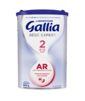 Gallia Bebe Expert Ar 2 Lait En Poudre B/800g à SAINT ORENS DE GAMEVILLE