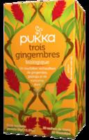 Pukka Trois Gingembres Bio 20 Sachets à SAINT ORENS DE GAMEVILLE