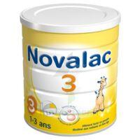 Novalac 3 Croissance lait en poudre 800g à SAINT ORENS DE GAMEVILLE