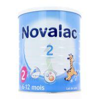 Novalac 2 Lait en poudre 800g à SAINT ORENS DE GAMEVILLE