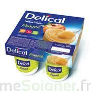 DELICAL NUTRA'POTE DESSERT AUX FRUITS, 200 g x 4 à SAINT ORENS DE GAMEVILLE