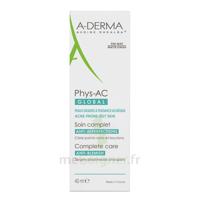 Aderma Phys'ac Global Soin Imperfection Sévères 40ml à SAINT ORENS DE GAMEVILLE