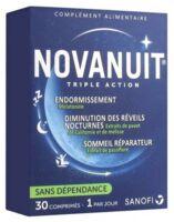 Novanuit Triple Action Comprimés B/30 à SAINT ORENS DE GAMEVILLE