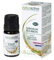 Naturactive Geranium Bourbon Huile Essentielle Bio (5ml) à SAINT ORENS DE GAMEVILLE