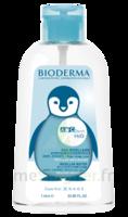 ABCDERM H2O Solution sans rinçage nettoyante bébé Fl pompe/1L à SAINT ORENS DE GAMEVILLE