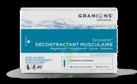 Granions Décontractant musculaire Solution buvable 2B/30 Ampoules/2ml à SAINT ORENS DE GAMEVILLE