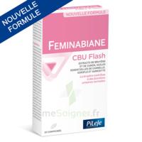 Pileje Feminabiane Cbu Flash - Nouvelle Formule 20 Comprimés à SAINT ORENS DE GAMEVILLE