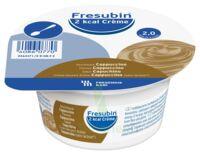 Fresubin 2kcal Crème sans lactose Nutriment cappuccino 4 Pots/200g à SAINT ORENS DE GAMEVILLE