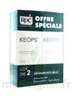 KEOPS DEODORANT BILLE PEAUX FRAGILES lot de 2 à SAINT ORENS DE GAMEVILLE