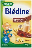Blédine Vanille/Cacao 12 dosettes de 20g à SAINT ORENS DE GAMEVILLE