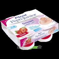 Picot Pepti-Junior - Dessert sans lait - Fraise à SAINT ORENS DE GAMEVILLE