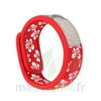 Bracelet Graffic J&t Hawai Rouge à SAINT ORENS DE GAMEVILLE