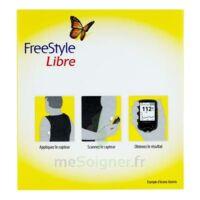 Freestyle Libre lecteur de glycémie à SAINT ORENS DE GAMEVILLE
