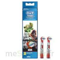 Oral-B Stages Power Star Wars 2 brossettes à SAINT ORENS DE GAMEVILLE