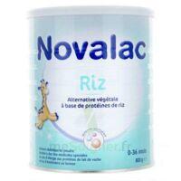 Novalac Riz Lait en poudre 800g à SAINT ORENS DE GAMEVILLE