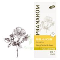 Pranarom Huile Végétale Rose Musquée 50ml à SAINT ORENS DE GAMEVILLE