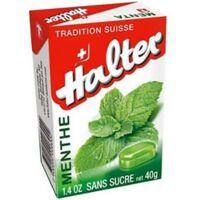 HALTER Bonbons sans sucre menthe à SAINT ORENS DE GAMEVILLE