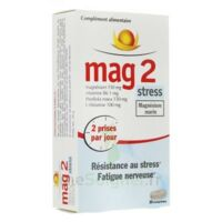 Mag 2 Stress 30 comprimés à SAINT ORENS DE GAMEVILLE