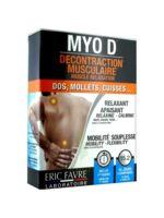 Eric Favre Myo D Décontraction Musculaire 30 Comprimés à SAINT ORENS DE GAMEVILLE