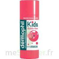 Dermophil Indien Kids Protection Lèvres 4g - Bubble Gum à SAINT ORENS DE GAMEVILLE