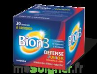 Bion 3 Défense Junior Comprimés à Croquer Framboise B/30 à SAINT ORENS DE GAMEVILLE