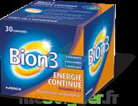 Bion 3 Energie Continue Comprimés B/30 à SAINT ORENS DE GAMEVILLE