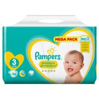 PAMPERS PREMIUM PROTECTION MEGA PACK 6-10kg à SAINT ORENS DE GAMEVILLE