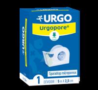 Urgopore Géant Sparadrap 2,5cmx9,14m dévidoir à SAINT ORENS DE GAMEVILLE