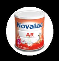 Novalac AR 2 Lait poudre antirégurgitation 2ème âge 800g à SAINT ORENS DE GAMEVILLE