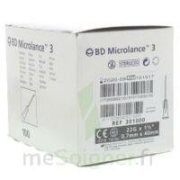 BD MICROLANCE 3, G22 1 1/2, 0,7 m x 40 mm, noir  à SAINT ORENS DE GAMEVILLE