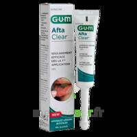 Gum Aftaclear Gel aphtes lésions buccales 10ml à SAINT ORENS DE GAMEVILLE