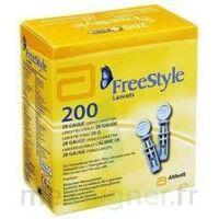 Freestyle Papillon Lancettes B/200 à SAINT ORENS DE GAMEVILLE
