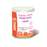 Florgynal Probiotique Tampon périodique avec applicateur Mini B/9 à SAINT ORENS DE GAMEVILLE