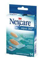 Nexcare Aqua 360° Pansements 3 tailles B/14 à SAINT ORENS DE GAMEVILLE