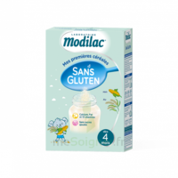 Modilac Céréales Farine Sans gluten à partir de 4 mois B/300g à SAINT ORENS DE GAMEVILLE