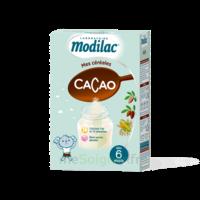 Modilac Céréales Farine Cacao à partir de 6 mois B/300g à SAINT ORENS DE GAMEVILLE