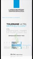 Toleriane Solution démaquillante yeux 30 Unidoses/5ml à SAINT ORENS DE GAMEVILLE