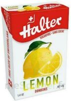 Halter sans sucre Bonbon citron B/40g à SAINT ORENS DE GAMEVILLE