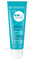 ABCDerm Cold Cream Crème visage nourrissante 40ml à SAINT ORENS DE GAMEVILLE