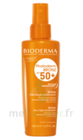 Photoderm Bronz SPF50+ Spray 200ml à SAINT ORENS DE GAMEVILLE