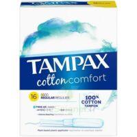 Tampax Pearl Cotton - Confort Régulier à SAINT ORENS DE GAMEVILLE