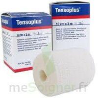 TENSOPLUS Bande cohésive blanc 8cmx3m à SAINT ORENS DE GAMEVILLE