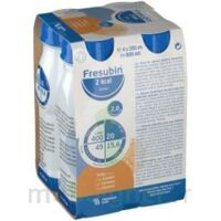 Fresubin 2kcal Drink Nutriment Caramel 4 Bouteilles/200ml à SAINT ORENS DE GAMEVILLE