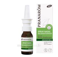 Aromaforce Solution nasale dégage le nez 15ml à SAINT ORENS DE GAMEVILLE