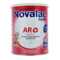 Novalac Expert Ar + 0-6 Mois Lait En Poudre B/800g à SAINT ORENS DE GAMEVILLE