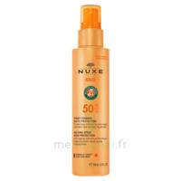 Nuxe Sun Spf50 Spray Fondant Visage Et Corps Fl/150ml à SAINT ORENS DE GAMEVILLE
