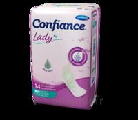 Confiance Lady Protection anatomique incontinence 2 gouttes Sachet/14 à SAINT ORENS DE GAMEVILLE