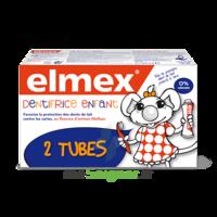 ELMEX DUO DENTIFRICE ENFANT, tube 50 ml x 2 à SAINT ORENS DE GAMEVILLE