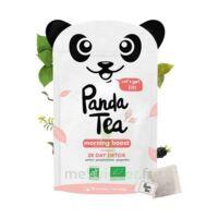 Panda Tea Morning Boost Detox 28 Sachets à SAINT ORENS DE GAMEVILLE